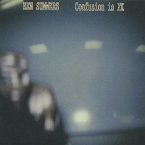 Confusion is FX CD Cover